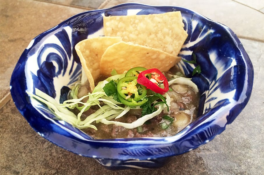 Antelope Pozole Stew Recipe