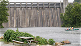AR: Oxygen Levels Monitored at Bull Shoals, Norfork Dams