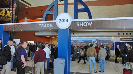 The Archery Trade Association show is the largest of its kind in the sport of bow hunting. This year's show, featuring nearly 600 booths and close to 12,000 attendees, is Jan. 6-8 at the new Music City Center.