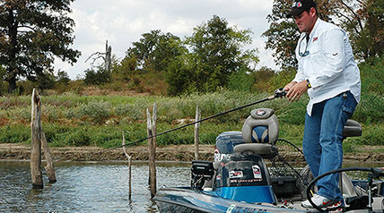 Fishing the occasionally lone stump is one thing, but trying to dissect acres upon acres of 'it all looks good' wood-infested water can consume a lot of time with marginal results; heed these tips from a stump-field expert to point you in the right direction.