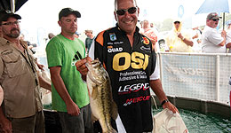 Big Fish Expected on Lake Erie Bassmaster Northern Open
