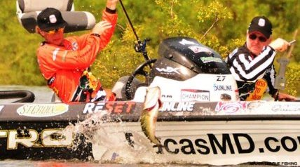 Major League Fishing has completed the filming of its second GEICO Select event, a six-day tournament that featured lakes in three distinct sections of Arkansas.