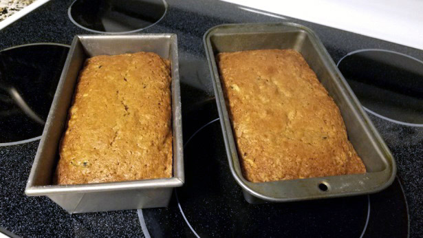 best zucchini bread recipe loaves