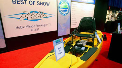 The single most important feature for ICAST exhibitors and attendees is the New Product Showcase, which saw sportfishing industry buyers and media vote on more than 700 tackle products and accessories.