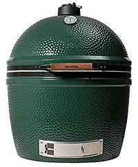 Big Green Egg Grill Smoker Cooker