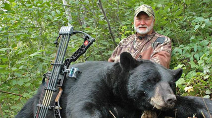 Get the 2013-2014 bow, muzzleloader, firearm, and youth hunting season dates for hunting bear.