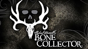 Michael Waddell's Bone Collector Launches New Website