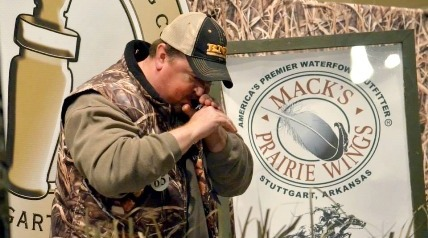 Brad Allen knows he is leaving competitive duck calling as the best in the world, but a part of him is saddened by it. Allen won his third title during the World's Championship Duck Calling Contest on Nov. 31.