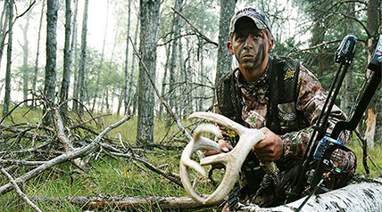 Banging head bones together is a tried-and-true tactic yielding results from early to late season all across the whitetail range.