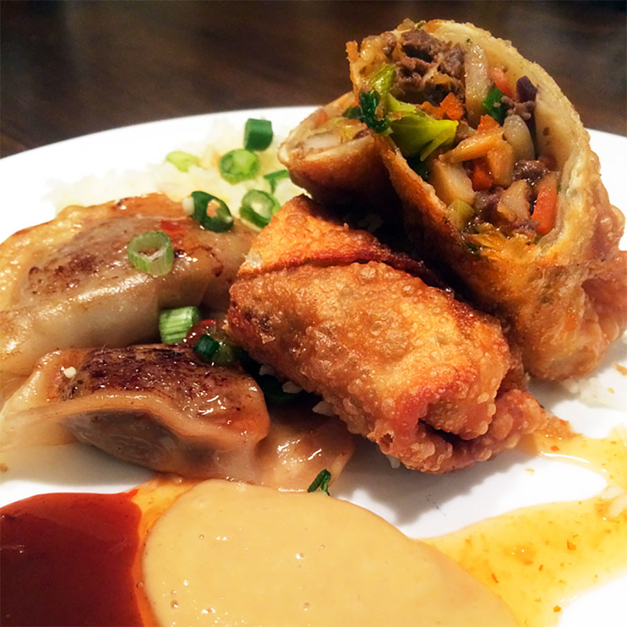 Canadian Goose Egg Roll Recipe