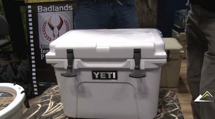 Lynn Burkhead talks with Mike May of Yeti coolers about how to keep ice longer in coolers by conditioning coolers before your adventures begin. Mike offers some tips for increased ice retention to help you get the most out of your super cooler.