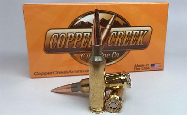 6 5 Creedmoor Ammo for Hunting