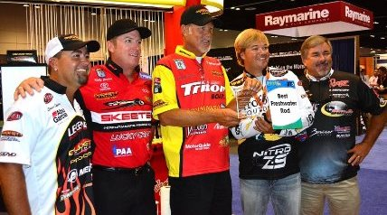 Big business was conducted on Thursday as more than 11,000 manufacturers, buyers, sales reps, outdoors media and angling pros gathered in Orlando again for the second day of the 2014 ICAST/IFTD show.