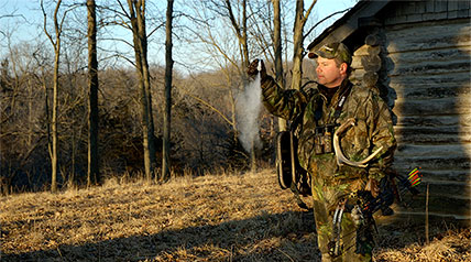 The walk to a treestand location can end your deer hunt before it gets started; following a few simple tips can help you get from point A to B without running deer off to the adjacent property.
