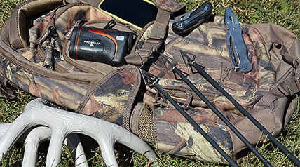A detailed, comprehensive look at what gear and equipment every whitetail fanatic should throw in their packs before hitting the deer hunting woods.