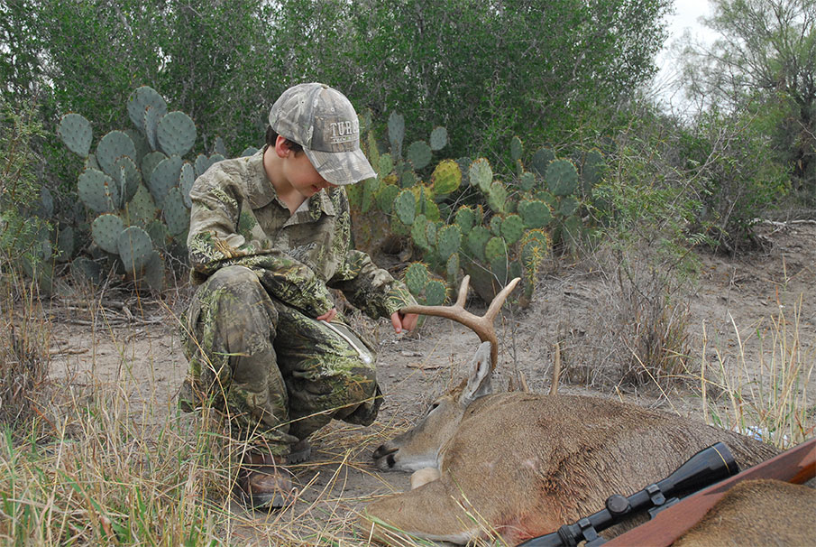 The Grand Extravaganza of Deer Hunting in Texas