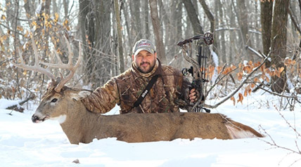 Want to be a better deer hunter? Then heed these great tips from Ralph Cianciarulo, co-host of
