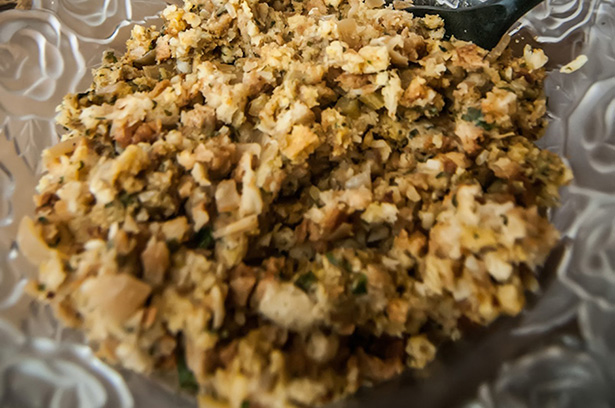 Dove Stuffing Hot Dish Recipe