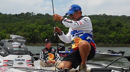 MLF pro Paul Elias, known as the launcher of the Alabama Rig craze, could easily be known as one of the godfathers of the deep-diving method.