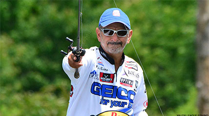 Major League Fishing pro Paul Elias is without question one of the pioneering innovators of the sport. Along with the likes of Ray Scott, Bill Dance, Jimmy Houston, Roland Martin, Rick Clunn and Larry Nixon, there is little debate that Elias is one of the sport's legendary figures.