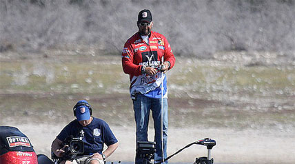 One Major League Fishing angler caught nearly 60 pounds of bass on the first day of competition using the Alabama rig. His performance with the popular, yet somewhat controversial, bait will be featured during the first episode in primetime, Thursday, March 29, at 9:00 p.m. ET on Outdoor Channel.