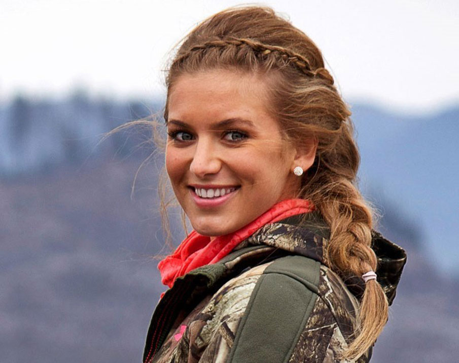 Five Minutes with Eva Shockey