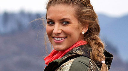 Looking back at 2014, it was a strong year for hunters, including one pro hunter in particular, Eva Shockey.