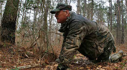 In turkey woods, it's critical to avoid catastrophic mistakes that scatter birds.