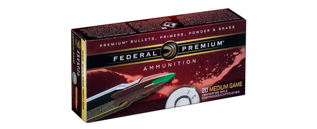 federal 6.5 creedmoor trophy copper ammo