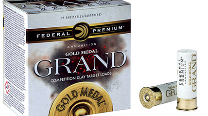 A new competition shotshell from Federal is designed to hit clays harder while remaining soft on shooters.