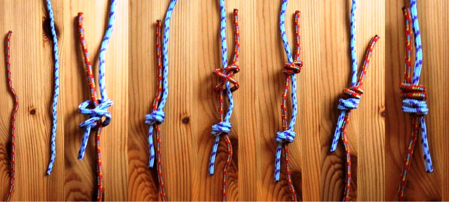 Learn How to Tie Fishing Knots