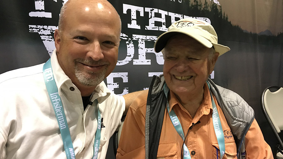 Legendary Angler Lefty Kreh Dies at 93
