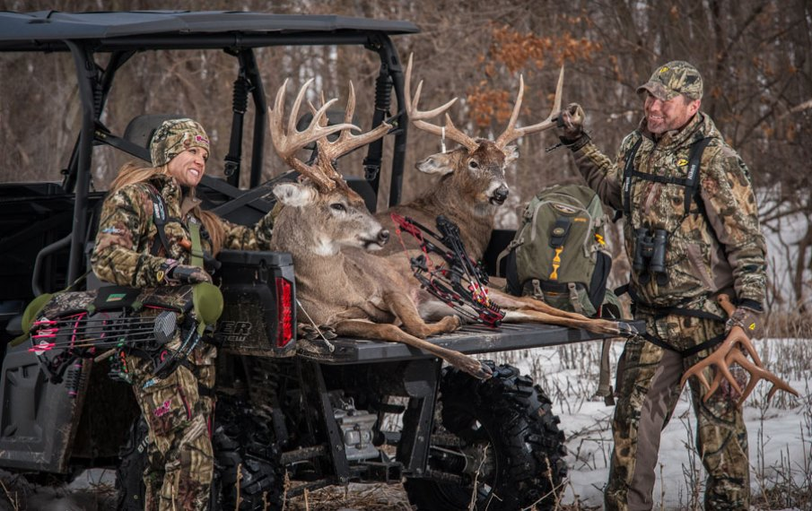 Four 'Driven' Tips for Hunting Success