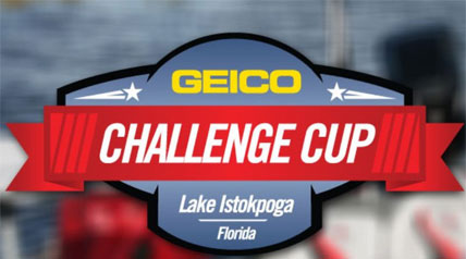 Event format and rules for the 2013 Jack Link's Major League Fishing Geico Challenge Cup, Lake Istokpoga, Oct. 22 - 27, 2012.