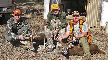 Clint Cheatham is a third-generation member of the Spotsville Deer Camp, located along the Union and Columbia county lines in southern Arkansas. Cheatham's grandfather was one of the founding members of the camp in 1964, and for the past 50 years the camp has provided hunting and fellowship for its members.