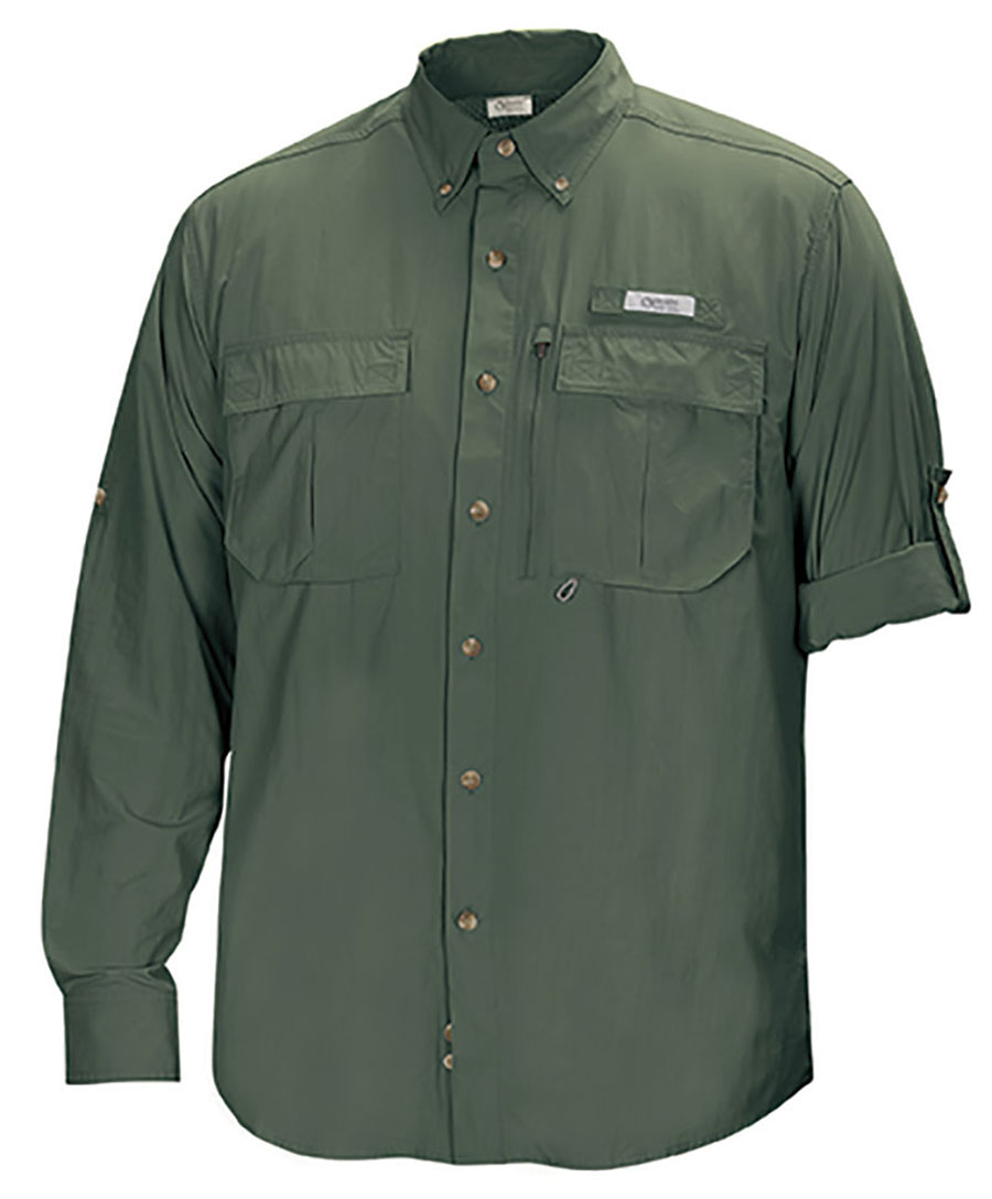 Guide Series Trophy Long Sleeve Quick Dry Fishing Shirt