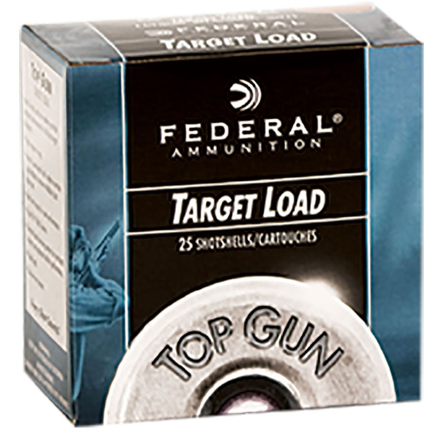 Federal Top Gun Shotshell Target Loads