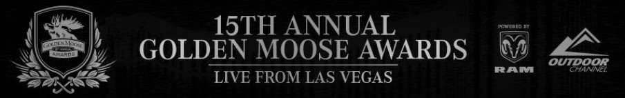 Outdoor Channel Unveils the Winners of the 15th Annual Golden Moose Awards
