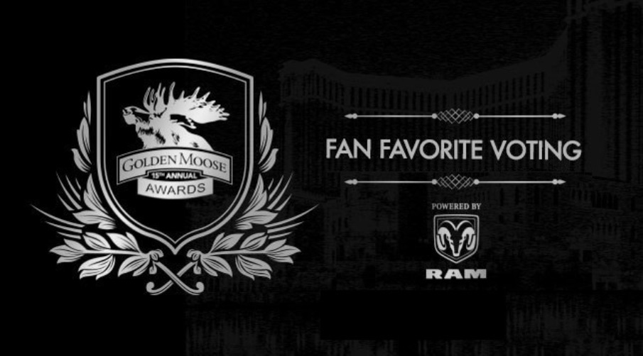 Polls Are Open for Golden Moose Fan Favorite Award
