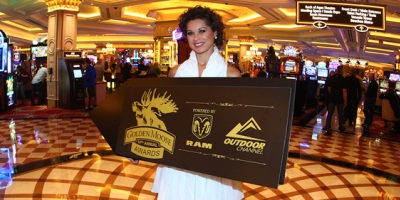 Winners from the 14th Annual Golden Moose Awards, Jan. 16, 2014 in Las Vegas