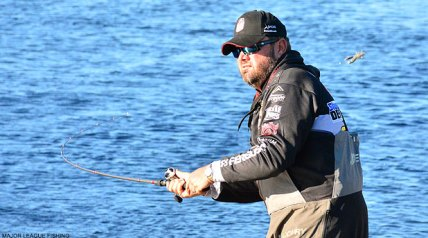 Hackney, a Major League Fishing competitor from Gonzales, Louisiana, sealed his title with a 24th-place finish at the Toyota Bassmaster Angler-of-the-Year...