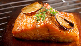 Cedar King Salmon (Recipe)