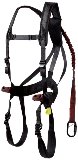 Save Your Hide with the G-TAC AIR Harness