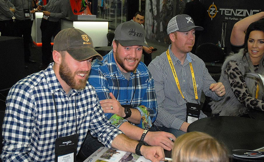 'Heartland Bowhunter' Crew Ready to Tackle ATA Show