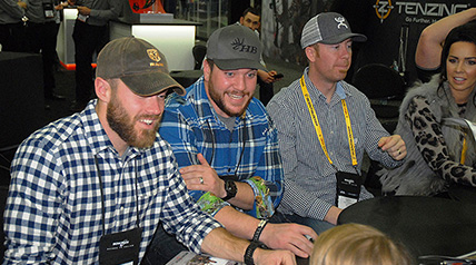 Despite having to leave the final few days of the Missouri archery season, the 'Heartland Bowhunter' crew of Michael Hunsucker, Shawn Luchtel and others are looking forward to the 2017 ATA Show in Indianapolis.
