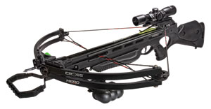 Even during the most brutal of battles, Cross clears the path to victory for both the hunter and dealer alike.  Cross is a dealer-focused brand offering crossbows that are packed with features that provide a new level of comfort and efficiency.  Great performance at a reasonable price makes both the DOA and Hero easy to sell.