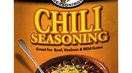 The unique seasoning mix removes all the spice guess work from this simple, easy-to-make venison chili recipe.