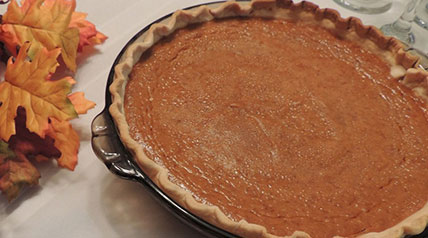 Forget the store-bought pie! Your guests will be able to taste the difference between a grocery store pie and this homemade recipe.