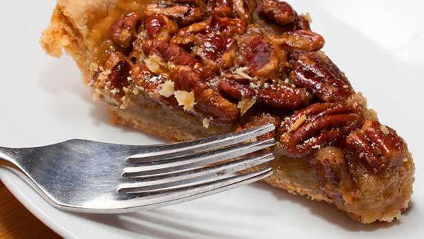 homemade southern pecan pie recipe