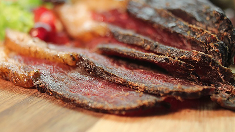 Homemade Venison Jerky Recipe